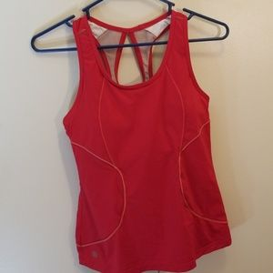 Athleta Women tank top Yoga Sport wear Size S